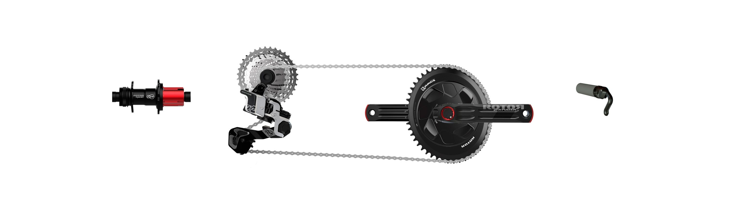 1x13 TT Groupset Performance Kit