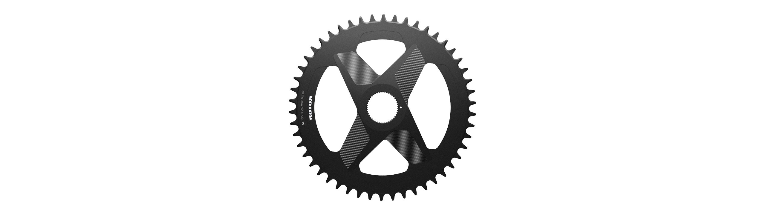 Round 1x DM Chainrings