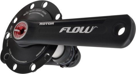 FLOW MAS CRANKSET BCD110x5 165 mm
