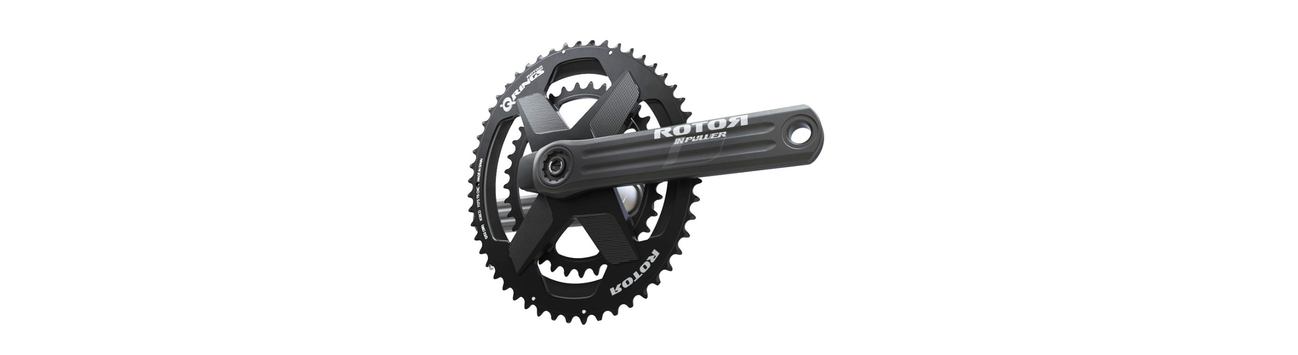 INpower DM Road Crankset Kit