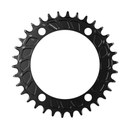 ROUND SPIDER MOUNT CHAINRINGS BCD 110x4 MTB 1x