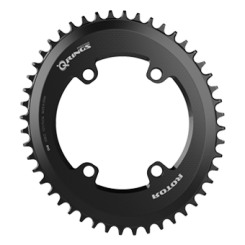 Q RINGS SPIDER MOUNT OVAL CHAINRINGS AERO 1X