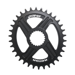 Q RINGS DM oval chainrings MTB for Shimano 12s