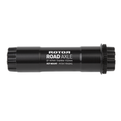 ROAD AXLE BLACK