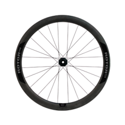 ROTOR C50 1X13 CARBON FRONT WHEEL
