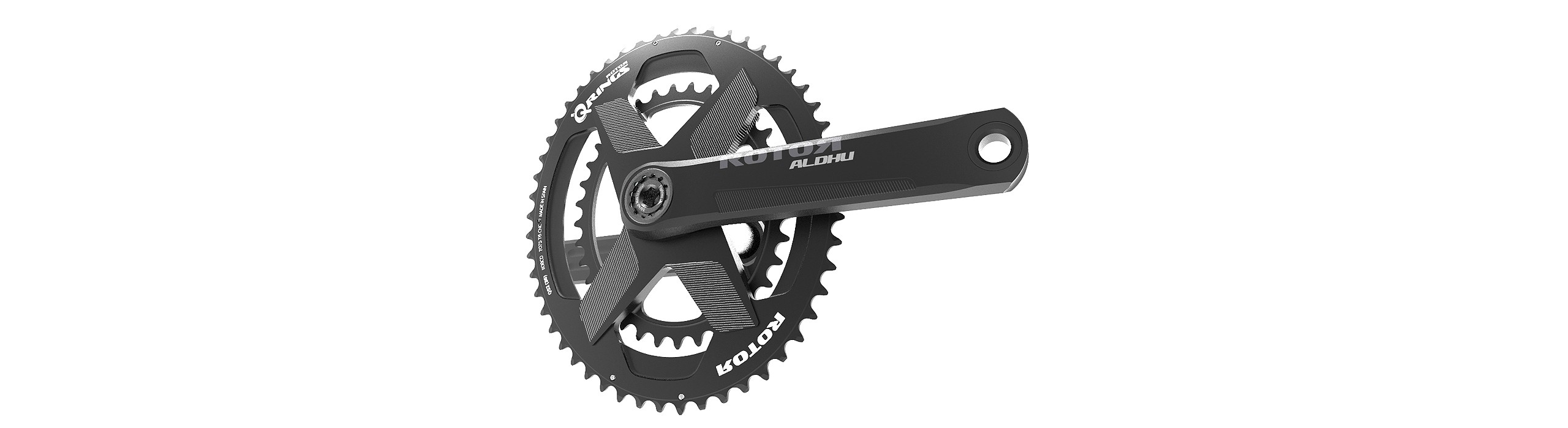 Aldhu DM Crankset KIT (30 mm)