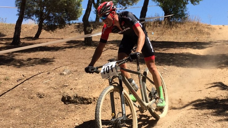 Pablo Rodríguez (MMR Factory Racing) scored the U23 Spanish national cross-country title