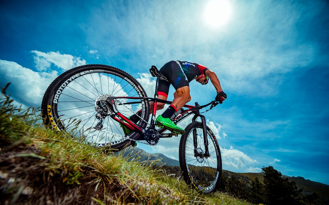 What 3 things every mountain biker wants