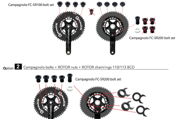 Tech Info | ROTOR Bike Components