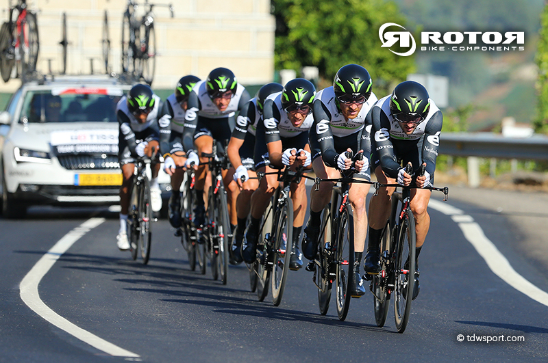 Let the body speak: Jacques Janse van Rensburg's Vuelta 2016 TTT