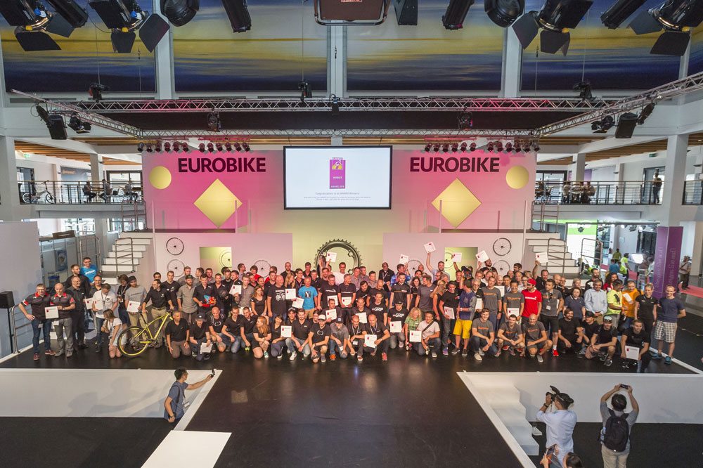 All Winners Eurobike Awards