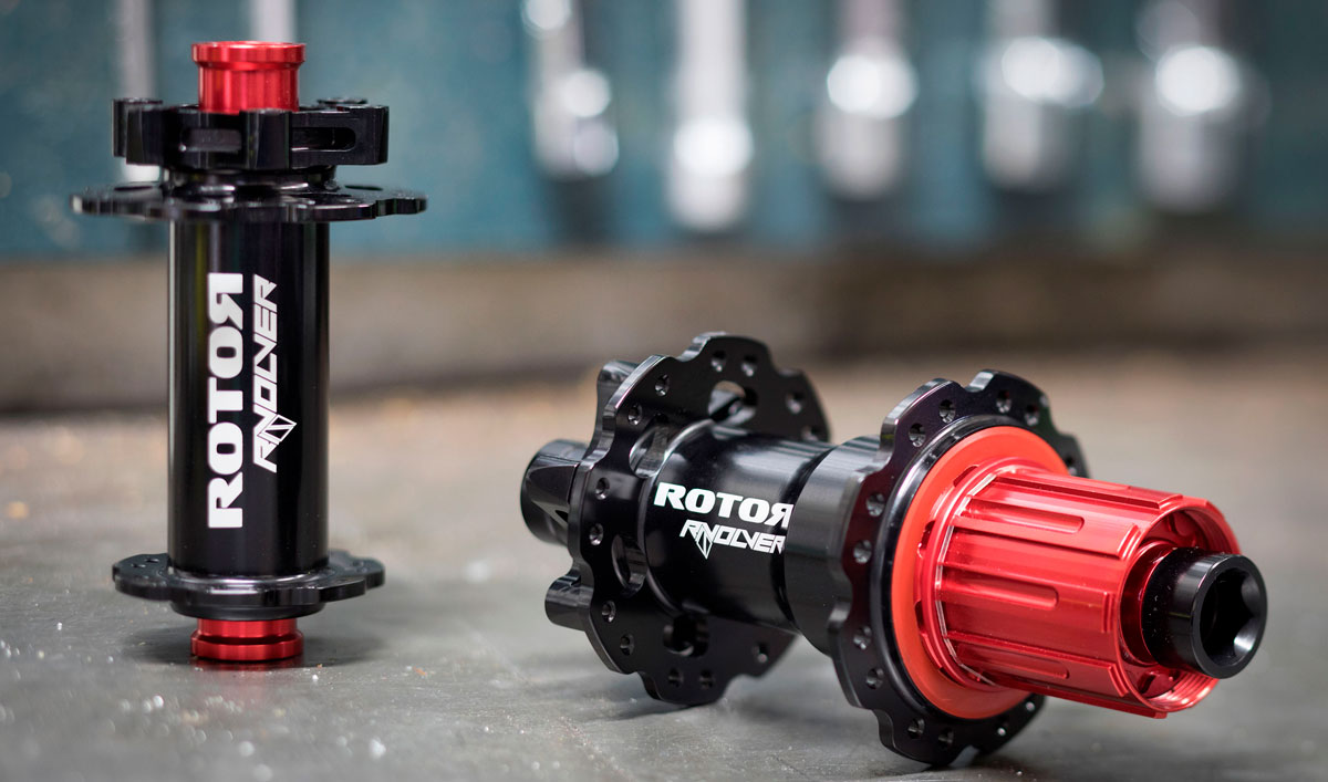 RVOLVER Hubs Road | ROTOR Bike Components