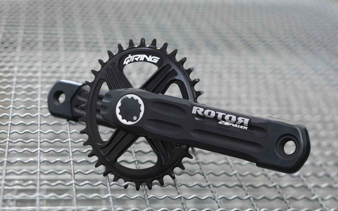 Adjust Your Derailleur For Using ROTOR Q RINGS