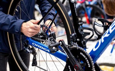 How to adjust your bike's brakes