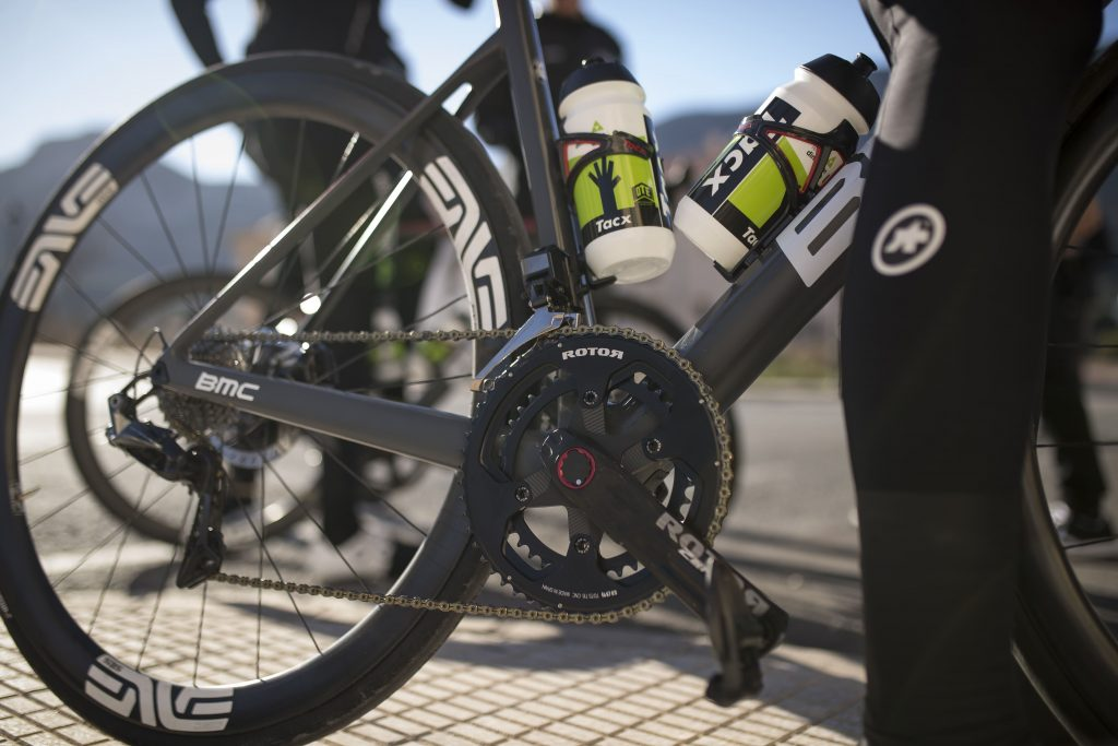 cycling ROTOR Powermeter