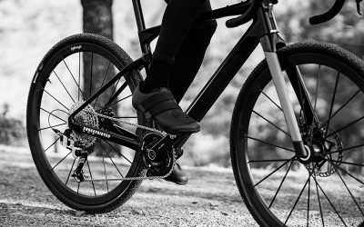 The new ALDHU Carbon cranks: perfect for gravel